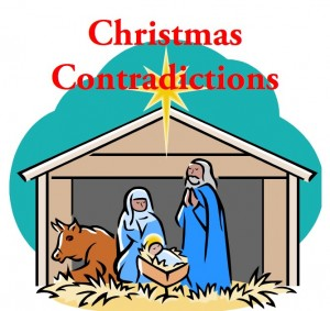 Christmas Contradictions