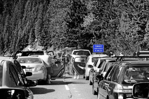 DonD I-90_Gridlock_near_milepost_63_on_8-21-11_BW